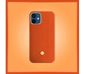 iPhone 12 Mini - Debossing Orange