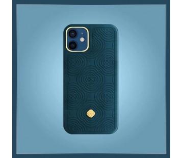 iPhone 12 Mini - Debossing Teal