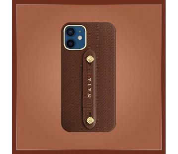 iPhone 12 Mini - Woven Brown