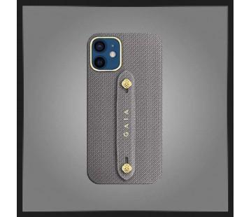 iPhone 12 Mini - Woven Gray