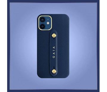 iPhone 12 Mini - Woven Navy Blue