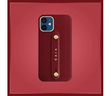 iPhone 12 Mini - Woven Red