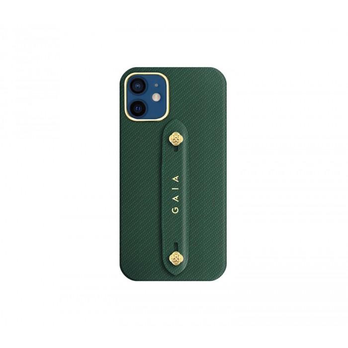 12 Mini - Woven Green