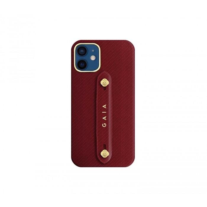 12 Mini - Woven Red