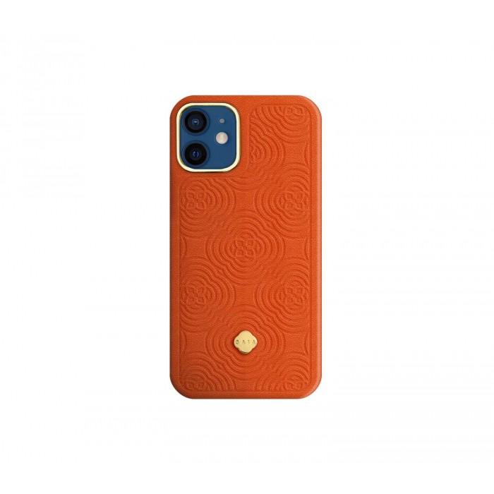 12 Mini - Debossing Orange