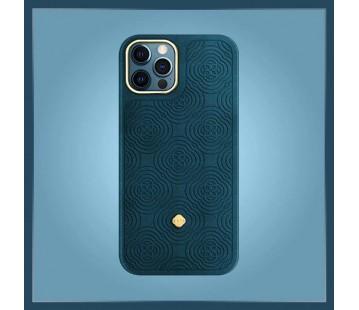 iPhone 12 Pro - Debossing Teal