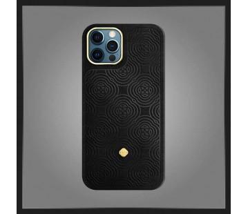iPhone 12 Pro - Debossing Black