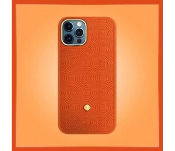 iPhone 12 Pro - Debossing Orange