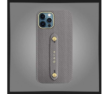 iPhone 12 Pro - Woven Gray
