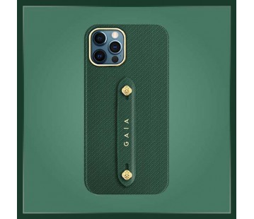 iPhone 12 Pro - Woven Green