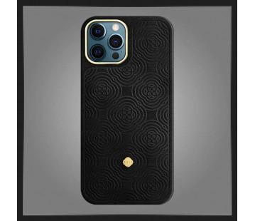 iPhone 12 Promax - Debossing Black