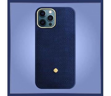 iPhone 12 Promax - Debossing Navy