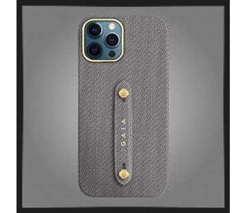 iPhone 12 Promax - Woven Gray