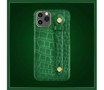 11Pro - Croco Green