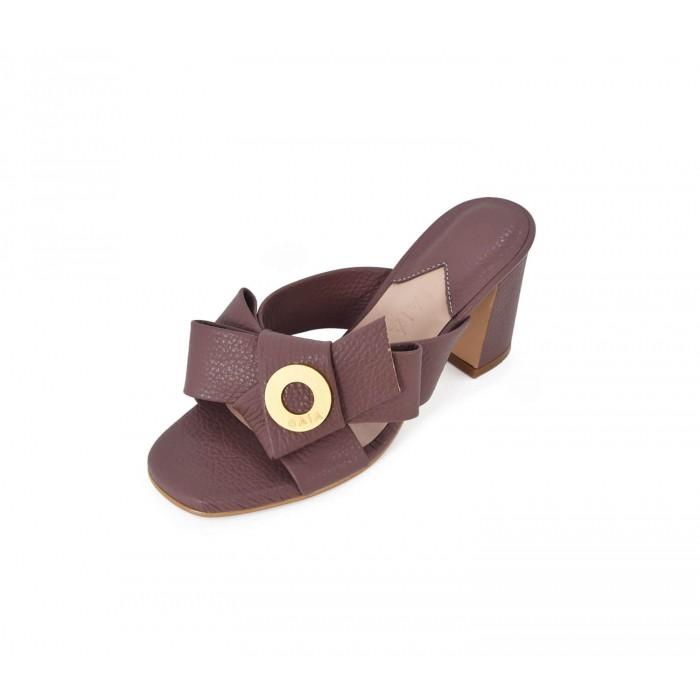 Napolian Shoes Heels - Balsamic