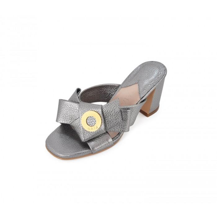 Napolian Shoes Heels - Titanio