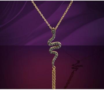 Necklace Wrist - Snake