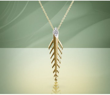 Palm Necklace Small