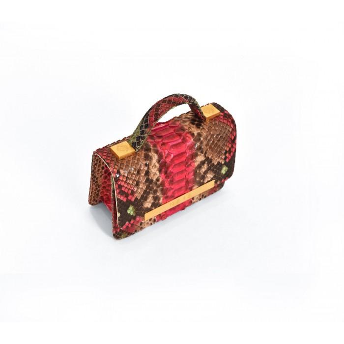 The Roman Micro - Multi Vibrant Red