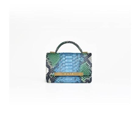 The Roman Micro - Blue, Green & Beige