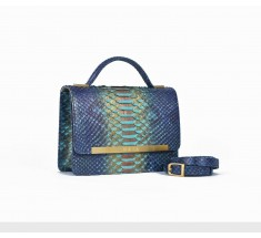 The Roman NRM -  Navy Blue, Mint and Gold