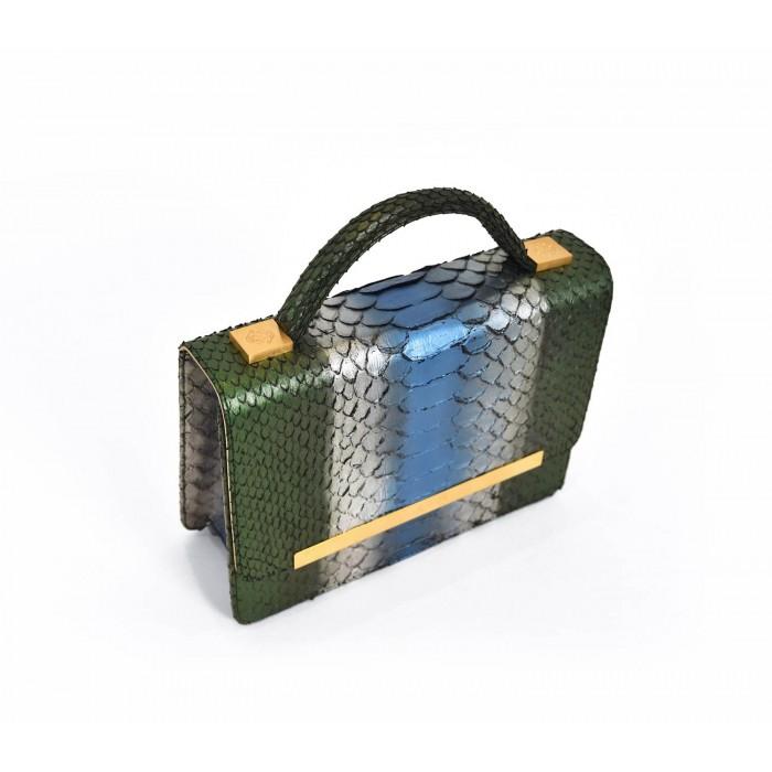 The Roman NRM - Multi Metallic Green
