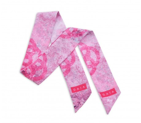 Scarf Stone - Pink