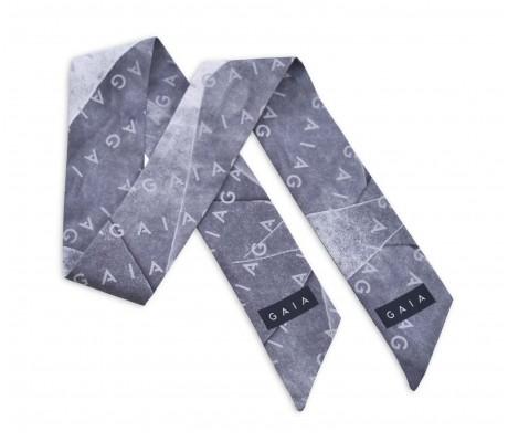 Scarf Velvet - Grey
