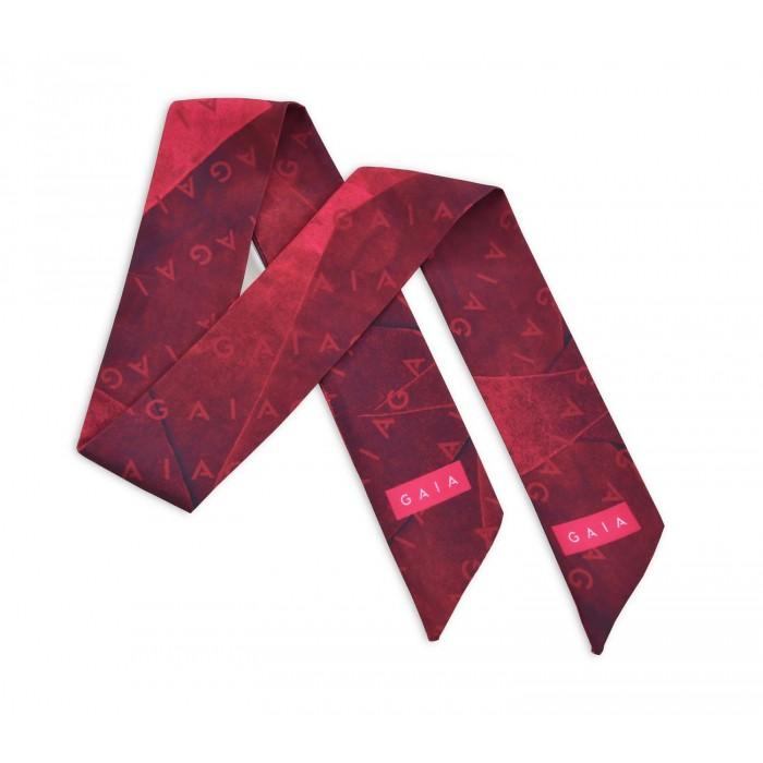 Scarf Velvet - Red