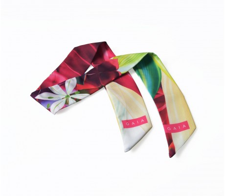 Scarf Wild - Red