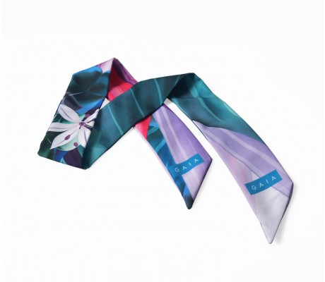 Scarf Wild - Teal