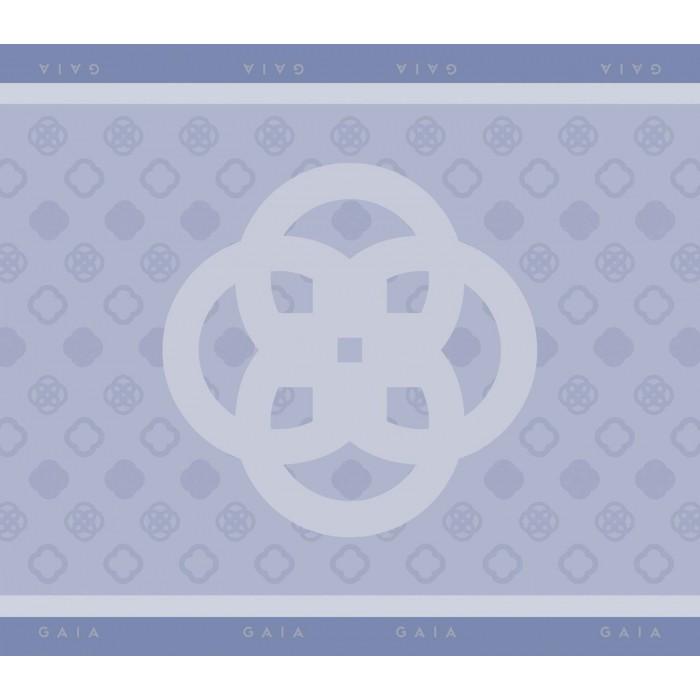 Monogram Blue