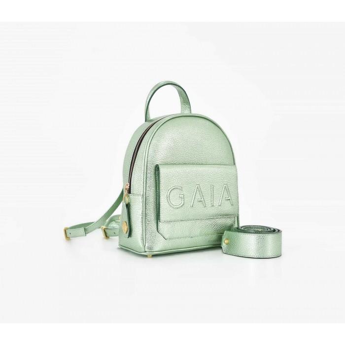 Backpacks Special - Metallic Light Green