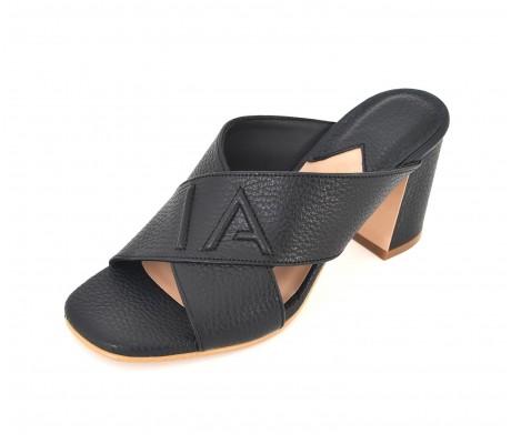 SPL Shoes Heels - Black