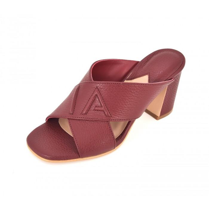 SPL Shoes Heels - Maroon