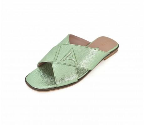 Shoes SPL Metallic Light Green