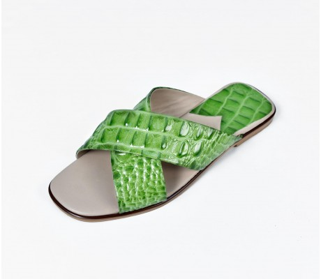 Shoes Classic - Green NCR