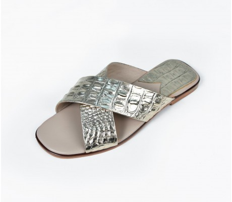 Shoes Classic - Platine Gold