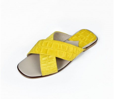 Shoes Classic - Yellow