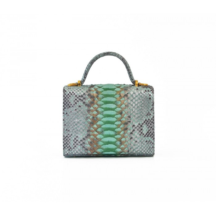 The Sicilian Silver and Green