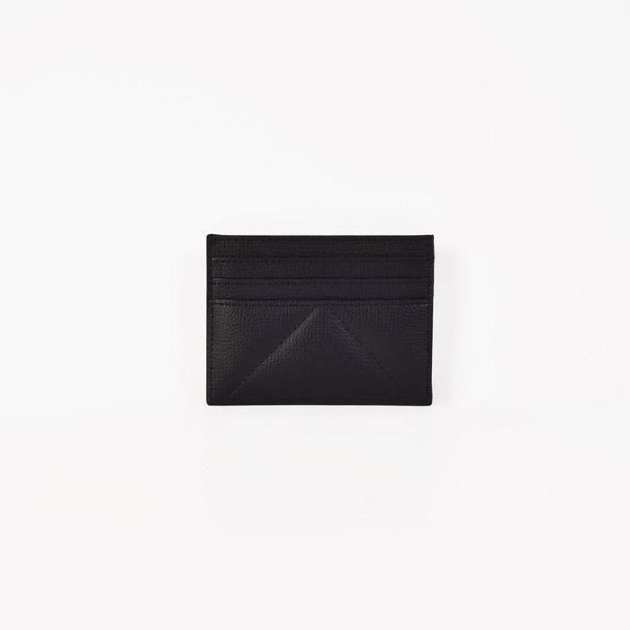 The 8 Collection Cardholder - Black & Black