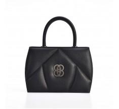 The 8 Collection Midi - Black & Black